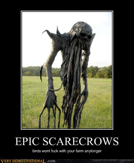Epic Scarecrows