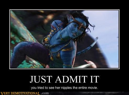 Just Admit It