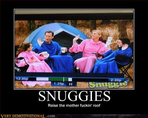 Snuggies