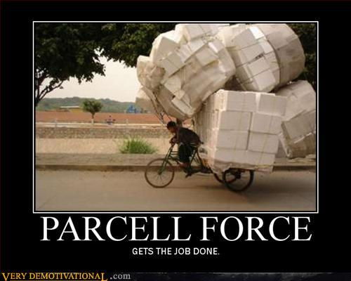 Parcell Force