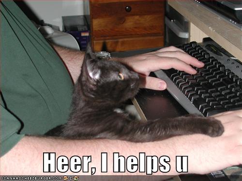 Heer, I helps u