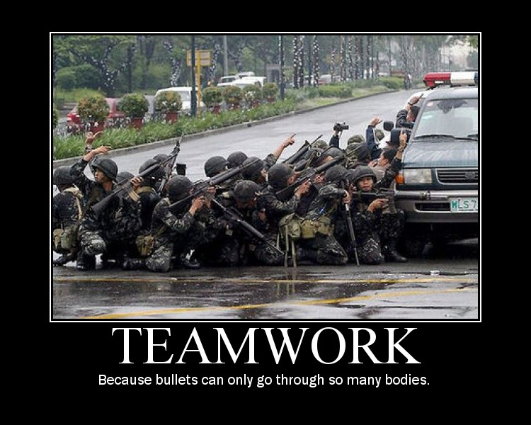 Motivacionales Teamwork-motivational-poster