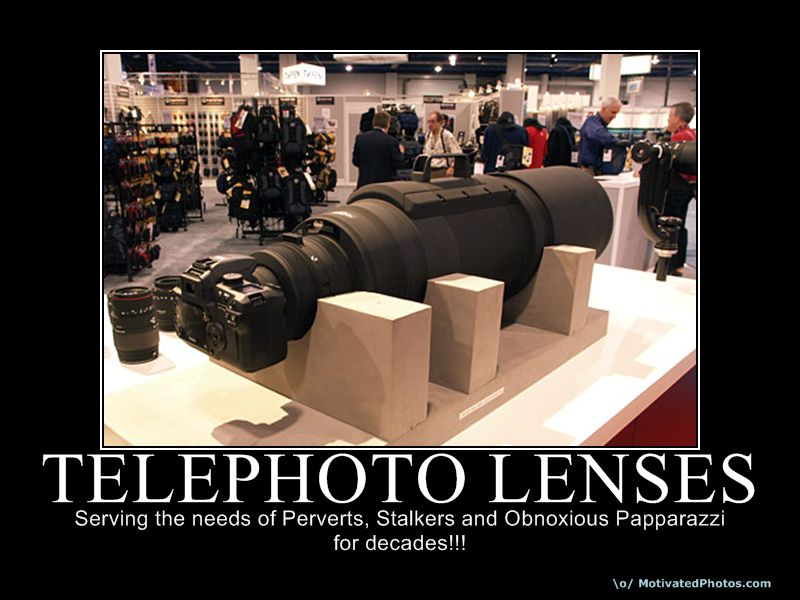 TELEPHOTO LENSES