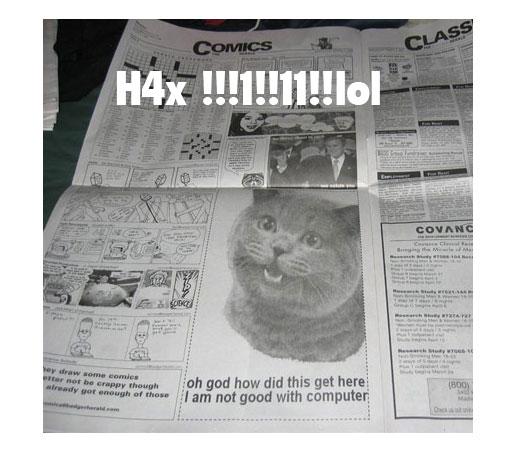 H4X !!!1!!11!!lol