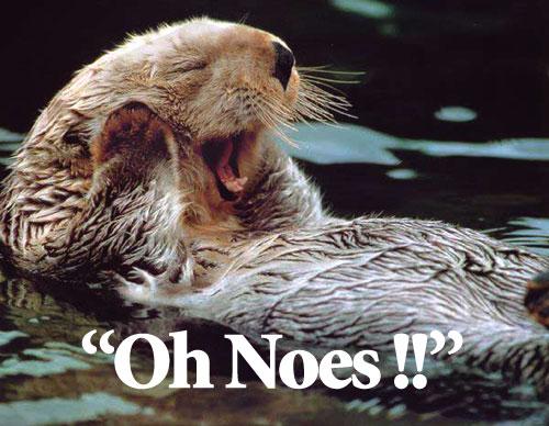 Oh Noes!!