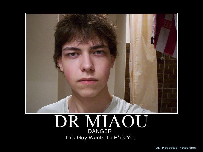 DR MIAOU