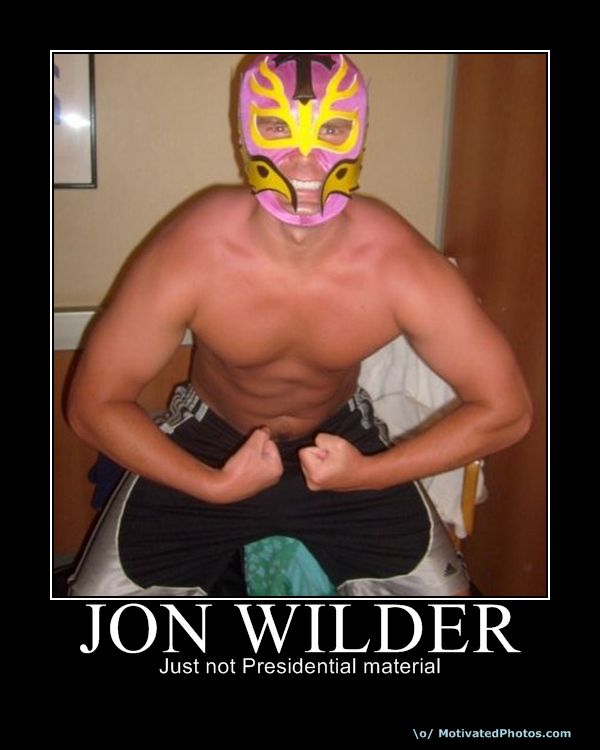 JON WILDER