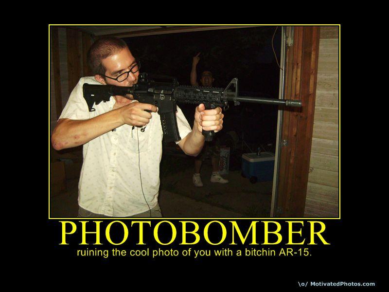 PHOTOBOMBER