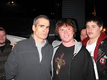 Brett & Henry Rollins '08