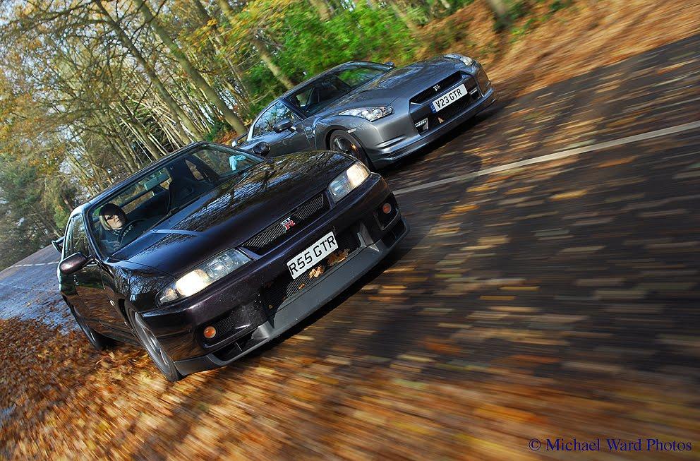 Nissan Skyline Gtr R35 V Spec. GTR V Spec running 600bhp