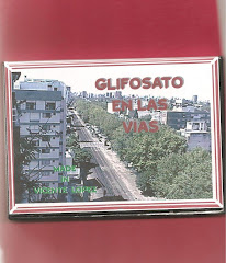 DVD - GLIFOSATO EN LAS VÍAS - MADE IN VICENTE LOPEZ