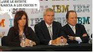LOS GOBERNANTES  DE LA PRESIDENTE