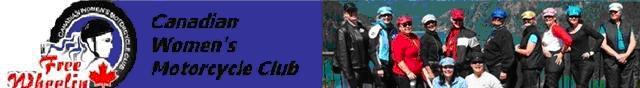 Free Wheelin' Canadian Women's Motorcycle Club