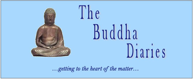 The Buddha Diaries