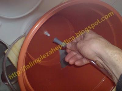 La limpieza hepatica y de la vesicula c mo fabricarse una for Llave tirando agua