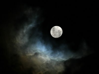 Guru Purnima Moon