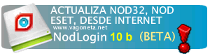 Descarga NODLogin 9.9 BETA