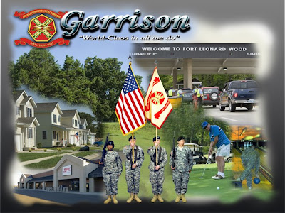Montage of Fort Leonard Wood, Missouri