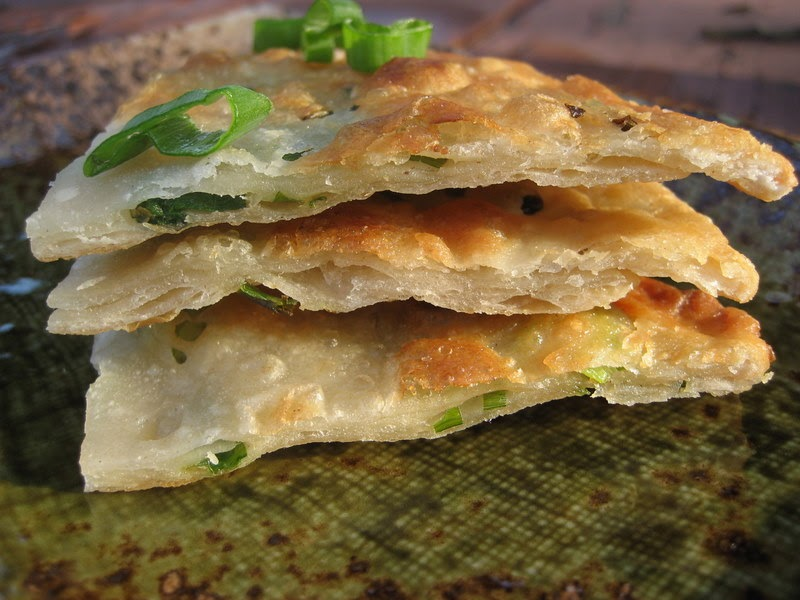 Big, Bold, Beautiful Food: Scallion Pancakes