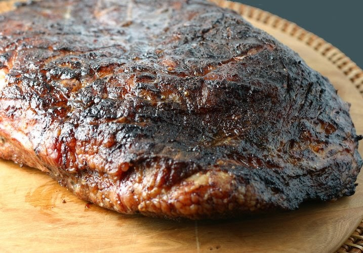 how to cook beef brisket on bbq