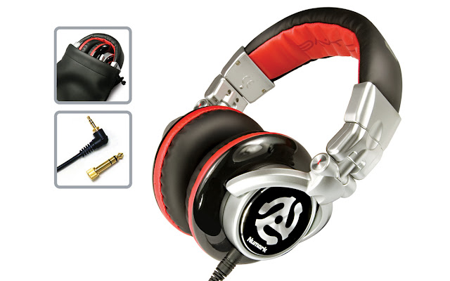 Headphones Numark Red Wave