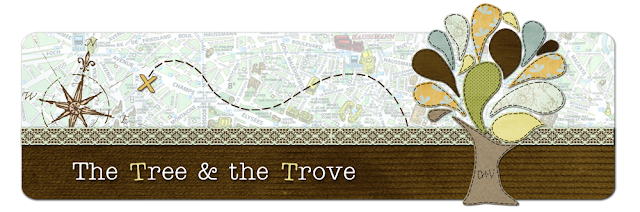 Tree and Trove Blog Design