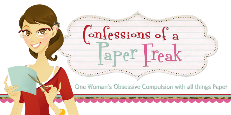 Confessions of a Paper Freak Blog Design