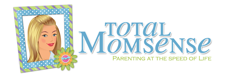 Total Momsense Blog Design