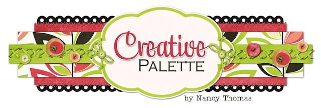 Creative Palette Blog Design