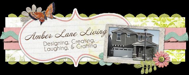 Amber Lane Living Blog Design