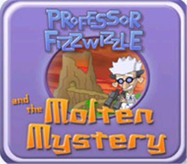 Thumbnail Game Download - Professor Fizzwizzle And The Molten Mystery