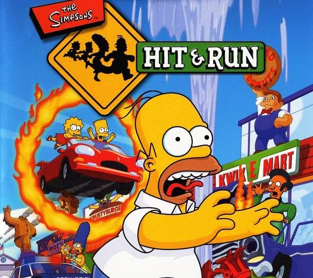 Save games of the simpsons hit run pc colors from india - Homer simpson nu ...