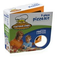 Curious Chef Pizza Kit