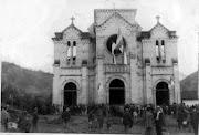 Foto vieja del templo de Arriba