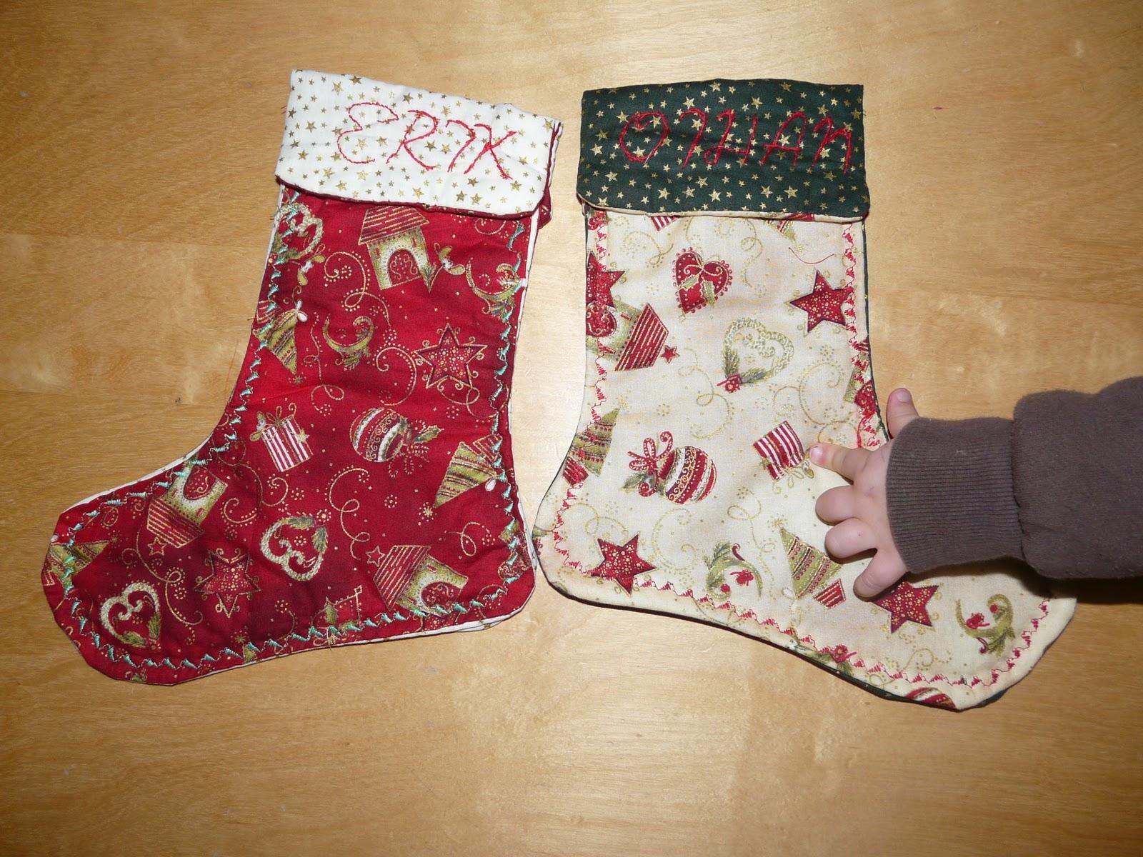 Cosas cosidas cosas mias cositas para navidad - Como hacer cosas para navidad ...
