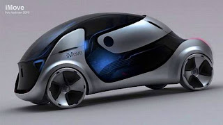 iMove The Electric Car From Apple