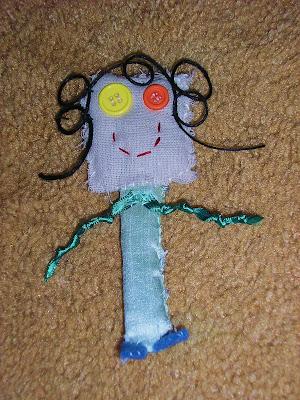 Husband Art Doll