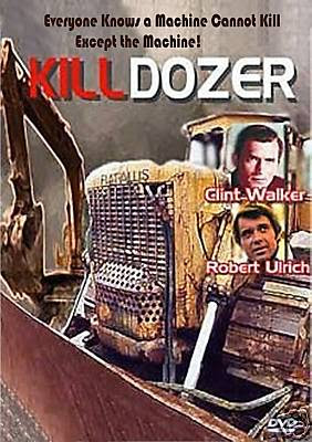 Killdozer! DVD