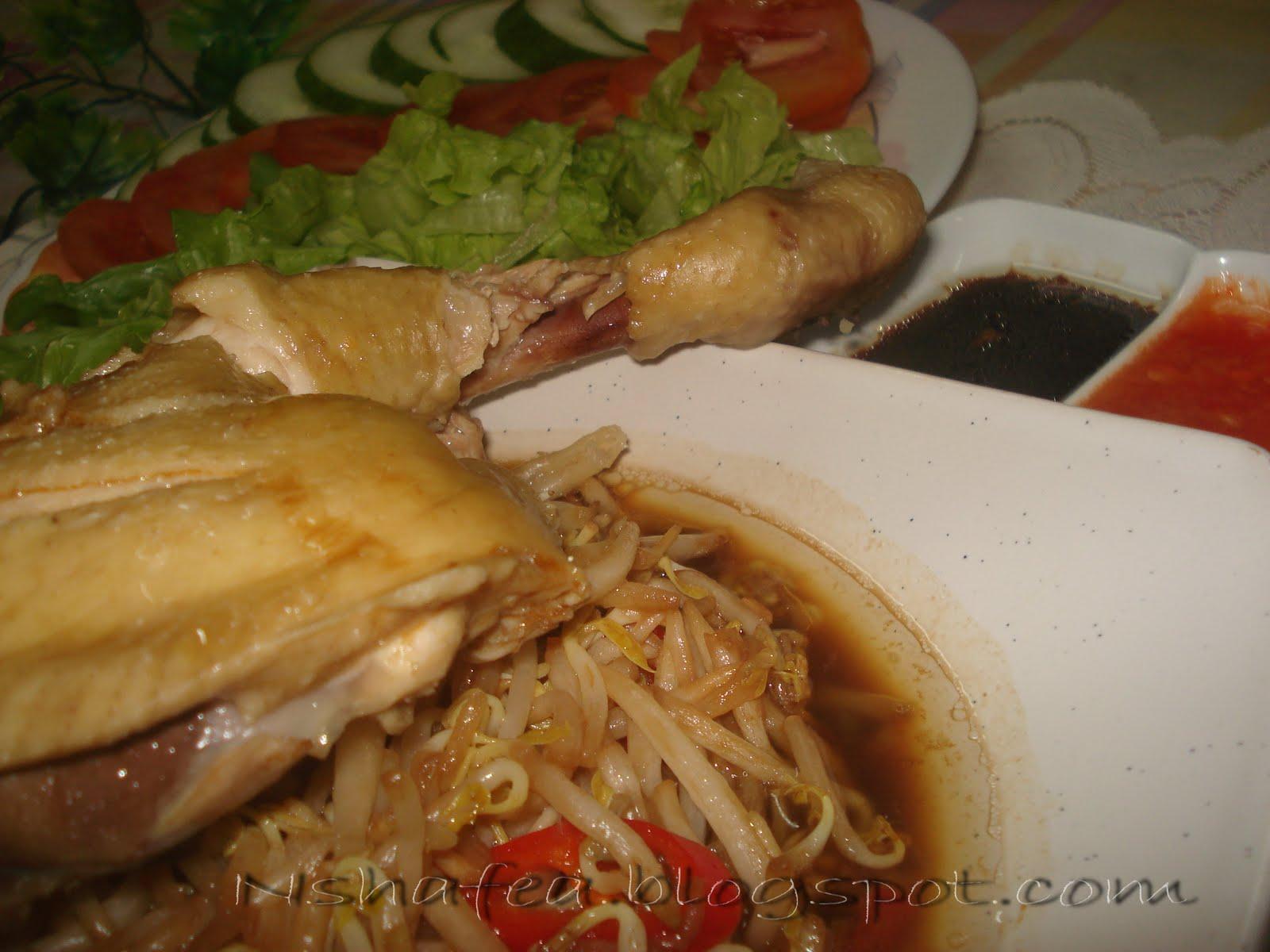 Resepi Ayam Masak Halia Kukus Copd Blog E