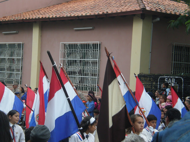 Sights of Paraguay