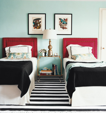 It May Be Rare To Encounter A Double Twin Bedroom In Our Homes These Days,  But When Itu0027s Done, The Results Can Be Impressive. Imagine: A Great Design  For ...