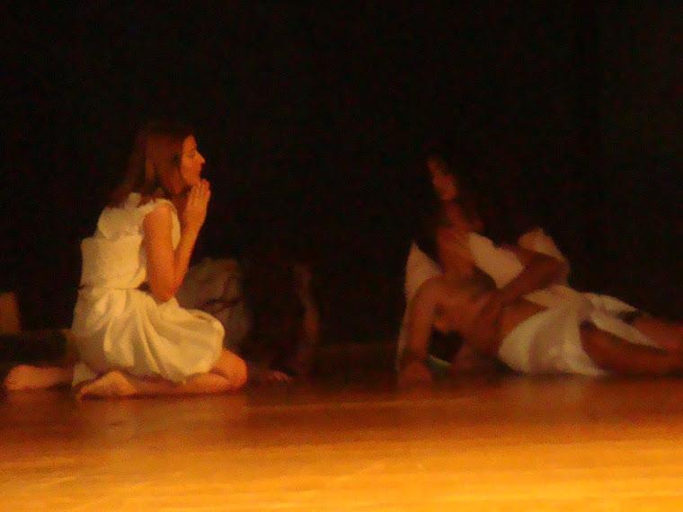 DIVERSIDADES RELIGIOSAS  teatro Paulo Héiro