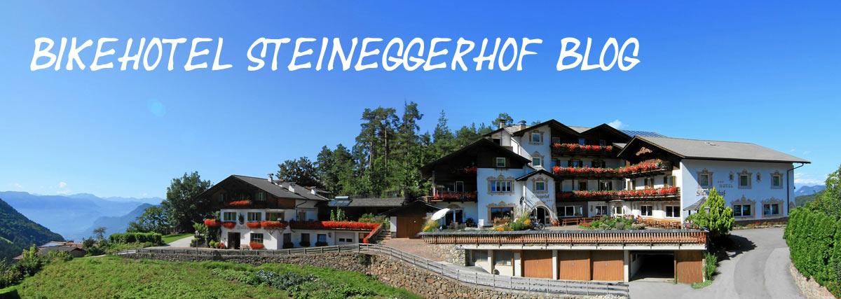 Bikehotel Steineggerhof Blog