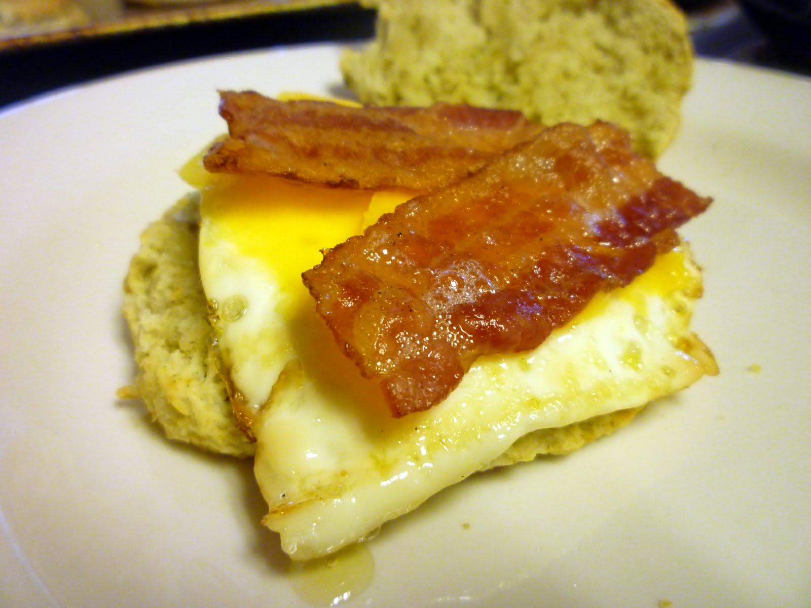Weekend Brunch: Sage Biscuit Breakfast Sandwiches