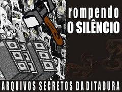 Esse blog participa da campanha pela abertura dos arquivos secretos da ditadura.
