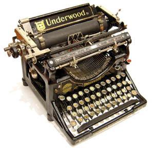 Máquina Underwood
