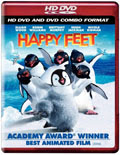 Happy Feet HD DVD