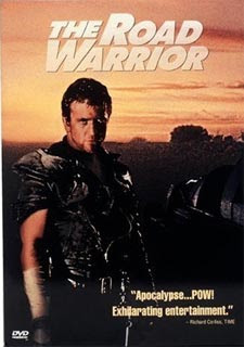Mad Max: The Road Warrior movie poster