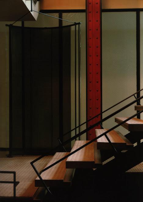 Stair:  Maison de Verre