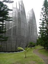 Kanak Cultural Centre, New Caledonia